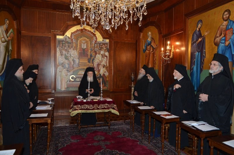 Ecumenical Patriarchate Communiqué on Orthodox churches of Russian tradition in Western Europe