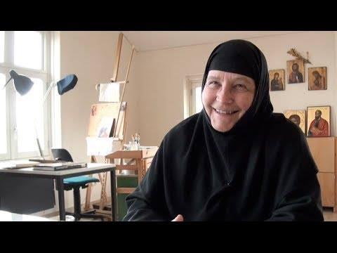 Mère Marie, higoumène du monastère de la Nativité de la Mère de Dieu à Asten (Pays-Bas), est décédée