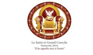 L'Église orthodoxe se réunit en Crète – Le saint et grand Concile se poursuit