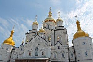Les moines de la laure de Potchaïev (Ukraine) s'expriment au sujet du Concile panorthodoxe