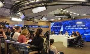 Table ronde à Moscou sur le thème «Pourquoi le Concile en Crète n'est-il pas devenu panorthodoxe?»
