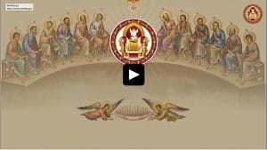 Les matines et la liturgie de la Pentecôte en direct de Crète