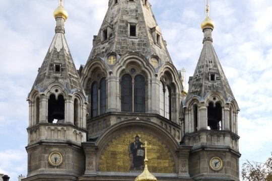 Uncertain future for Russian Orthodox in Western Europe