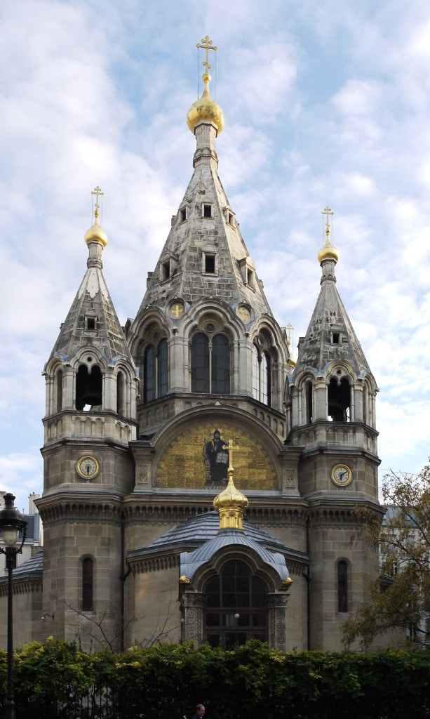 Archdiocese of Russian Orthodox Churches in Western Europe November Newsletter