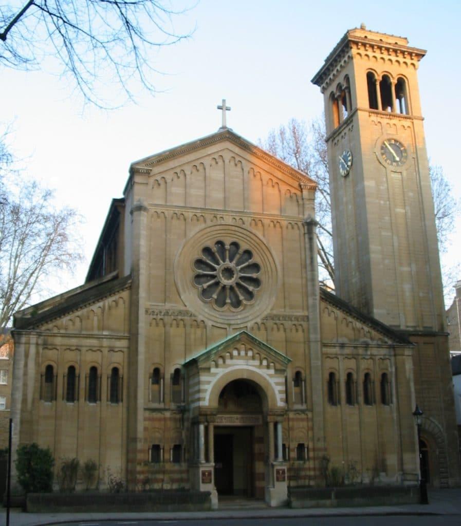 Le patriarche de Moscou Cyrille est invité à consacrer la cathédrale orthodoxe russe de Londres après les travaux de restauration