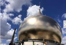 La pierre naturelle magnifie le Centre spirituel et culturel russe de Paris
