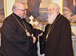 Un hiérarque du Patriarcat de Constantinople a rencontré le leader du « Patriarcat de Kiev »
