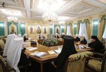 Décision du Saint-Synode de l'Église orthodoxe russe au sujet du Concile de Crète