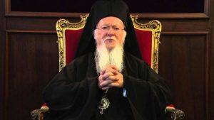 Le patriarche de Constantinople Bartholomée refuse la convocation d'une synaxe des primats orthodoxes au sujet de l'Ukraine