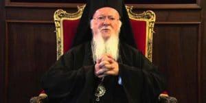 Le patriarche œcuménique Bartholomée menace de cesser la communion avec deux hiérarques de l'Église de Grèce qui critiquent le Concile de Crète