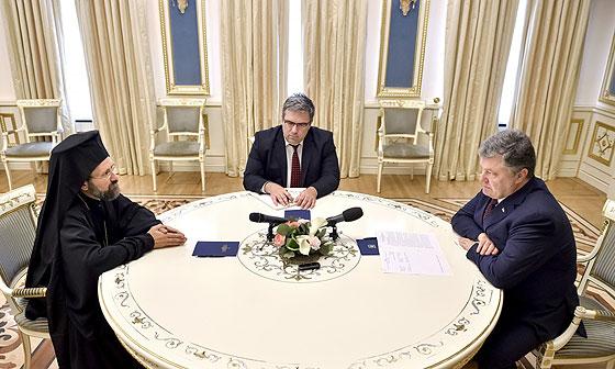 L'Église orthodoxe russe considère comme une «invention journalistique» les paroles attribuées au représentant de Constantinople au sujet de l'appartenance canonique de l'Ukraine