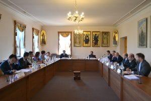 A Moscou, cinquième réunion du groupe de travail russo-chinois pour les contacts et la collaboration dans le domaine religieux