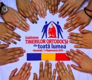 Rencontre des jeunes orthodoxes du monde entier à Bucarest du 1er au 4 septembre 2016