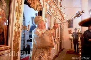 Le patriarche œcuménique Bartholomée a célébré à Imbros (Turquie) la fête de la Dormition de la Très sainte Mère de Dieu