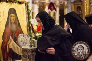 Pour la première fois, l'icône miraculeuse liée à l'apparition du Christ à saint Silouane quittera le Mont Athos et accompagnera les reliques du saint en Biélorussie et en Russie