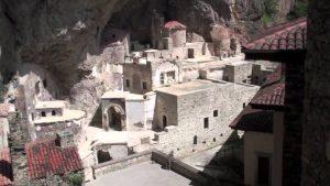 L'Église orthodoxe russe se réjouit de la reprise des offices au monastère de la Mère de Dieu de Soumela en Turquie