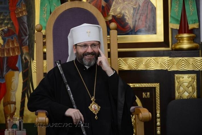 Le patriarche Bartholomée a remercié le chef de l'Église gréco-catholique (uniate) d'Ukraine pour son soutien au Concile panorthodoxe