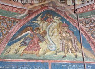 Commémoration du miracle du saint Archange Michel à Chonais en Phrygie (IVème s