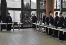 Troisième réunion de la Commission interorthodoxe spéciale pour la préparation du Concile panorthodoxe du 30 mars au 2 avril