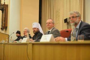 Ouverture à Moscou d'un symposium international des spécialistes du Nouveau Testament