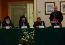 Le métropolite de Volokolamsk Hilarion: «L'uniatisme continue de rester la principale pierre d'achoppement au dialogue entre orthodoxes et catholiques».