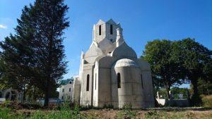 «Le chantier de l'église orthodoxe de Strasbourg avance en fonction des dons»