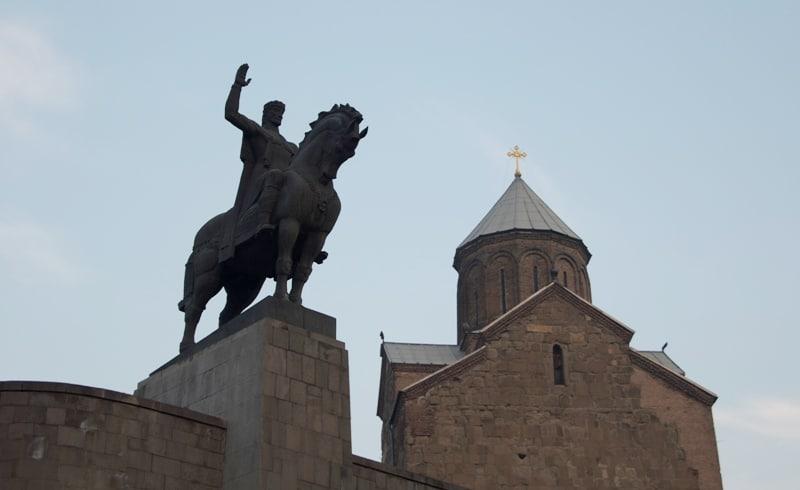 L'Église orthodoxe de Géorgie appelle à s'abstenir «d'expressions de mécontentement» à l'occasion de la visite du pape François