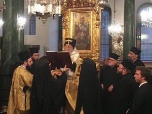 La fête de saint Dimitrios à Istanbul