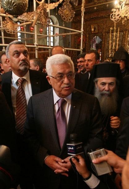 L'Autorité palestinienne fait un don de 150.000 euros pour la restauration de l'Anastasis