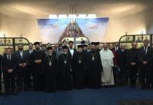 Le «dies academicus» 2016 à l'Institut d'études supérieures de théologie orthodoxe à Chambésy