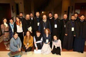 IVème rencontre des coordinateurs de «NEPSIS», mouvement des jeunes de la Métropole orthodoxe roumaine d'Europe occidentale et méridionale