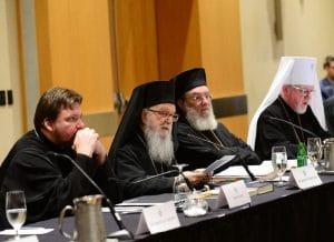 Extrait du discours de l'archevêque Dimitri d'Amérique (Patriarcat œcuménique) au sujet du Concile panorthodoxe, prononcé lors de l'Assemblée des évêques orthodoxes canoniques des États-Unis