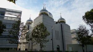 Les avocats des anciens actionnaires de YUKOS ont annoncé qu'ils cessaient leurs tentatives de suspendre la construction du complexe spirituel et culturel russe à Paris