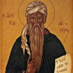 Paris: une conférence d'Alain Durel sur saint Isaac le Syrien