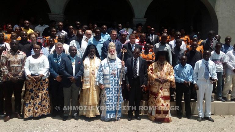 Visite pastorale du pape et patriarche d'Alexandrie en Tanzanie