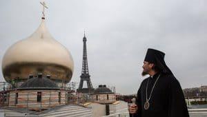 Le Centre spirituel russe à Paris ouvrira le 19 octobre comme prévu