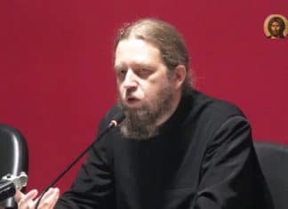 """Vidéo : """"Spiritualité orthodoxe et science : quête de discernement face aux défis actuels"""" par le père Razvan Ionescu"""
