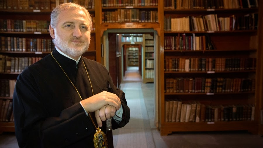 Metropolitan Elpidophoros of Bursa elected Archbishop of America (Ecumenical Patriarchate)