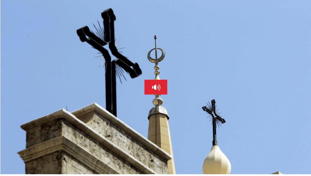 «La malédiction des chrétiens dʹOrient» sur RTS (Radio télévision suisse)