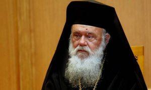 À l'occasion des catastrophes naturelles en Chalcidique, l'archevêque d'Athènes appelle à respecter l'environnement
