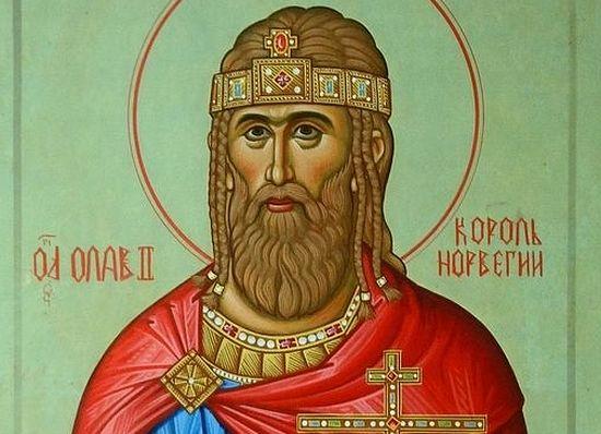 Les Norvégiens ont trouvé l'endroit où a été inhumé saint Olaf
