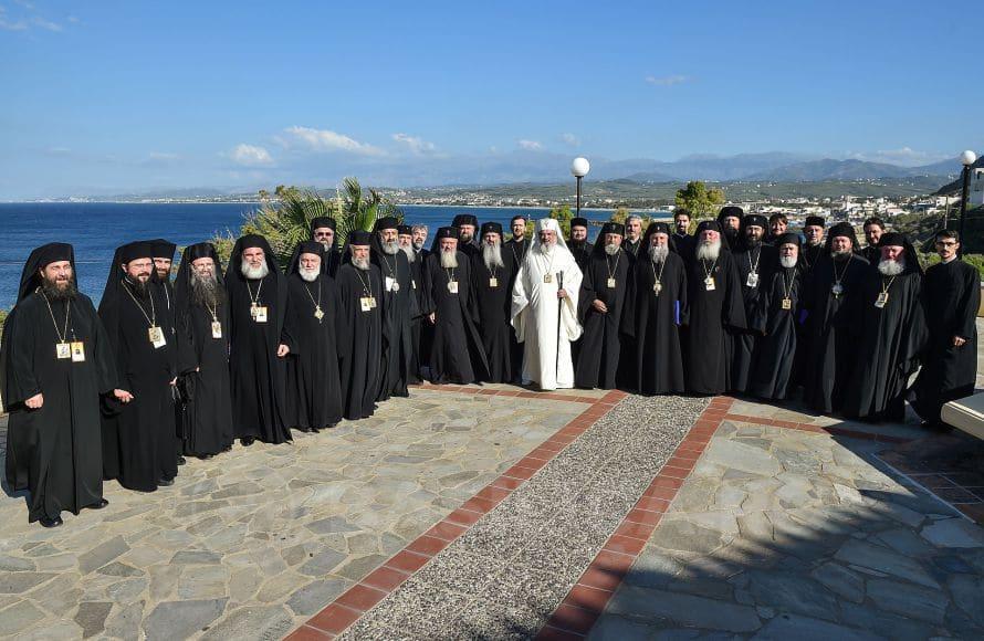 Conclusions du Saint-Synode de l'Église orthodoxe de Roumanie concernant les procédures et les décisions du saint et grand Concile des Églises orthodoxes en Crète (16-26 juin 2016)