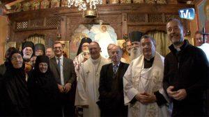 Tv Languedoc – «Cévennes : le monastère orthodoxe Skite Sainte-Foy souffle ses 20 bougies»