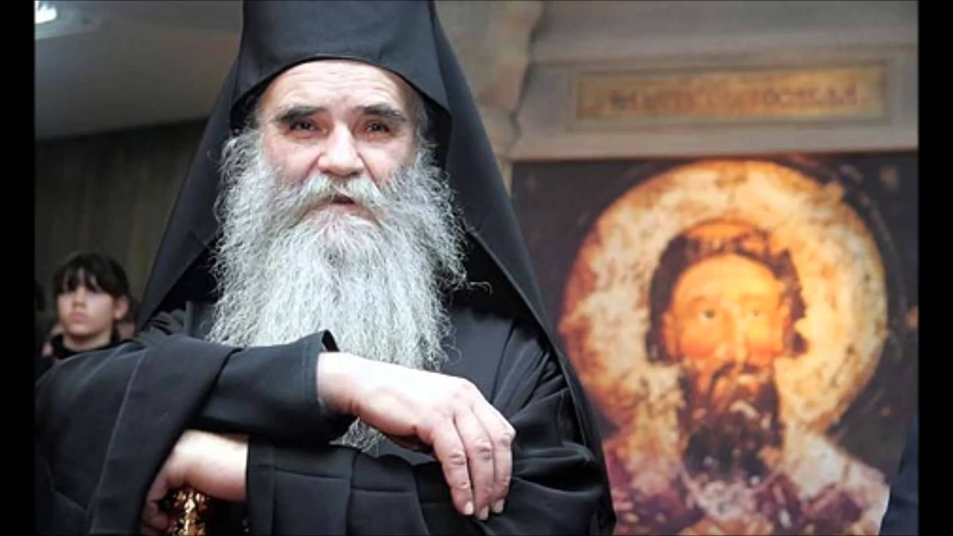 Metropolitan Amphilochios 's interview with the TASS agency