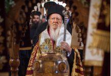 Sa Toute-Sainteté Bartholomée Ier, patriarche œcuménique: le patriarche de la solidarité