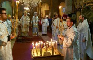 A Budapest, célébrations du 1700e anniversaire de saint Martin de Tours