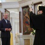 Le prince Charles a assisté à un office d'intercession en la cathédrale orthodoxe russe de la Dormition à Londres