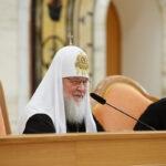 Au cours de l'assemblée annuelle du clergé de Moscou, le patriarche Cyrille a évoqué le centenaire de la révolution de 1917