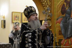 Interview de l'archimandrite Alexandre (Elissov), chef de la mission du Patriarcat de Moscou en Terre Sainte