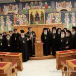 Le patriarche copte Théodore a été reçu par le Saint-Synode de l'Église orthodoxe de Grèce